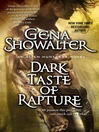 Dark Taste of Rapture (eBook): Alien Huntress Series, Book 7