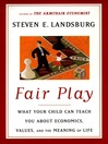 Fair Play (eBook)