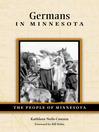Germans in Minnesota (eBook)