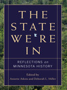 The State We're In (eBook): Reflections on Minnesota History