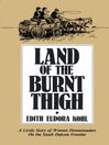 Land of the Burnt Thigh (eBook)