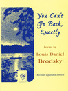 You Can't Go Back, Exactly (eBook)