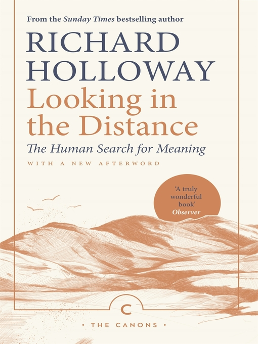 Looking in the Distance (eBook): The Human Search for Meaning
