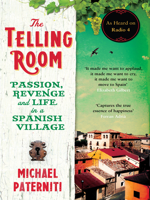 The Telling Room (eBook): A Tale of Passion, Revenge and the World's Finest Cheese