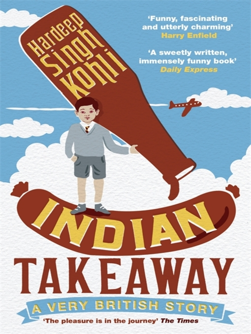 Indian Takeaway (eBook): A Very British Story