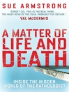 A Matter of Life and Death (eBook)