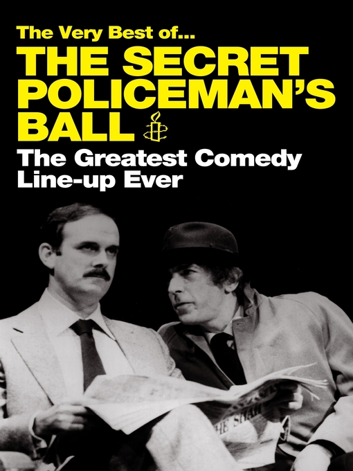 A Poke in the Eye (With a Sharp Stick) (eBook): Amnesty Presents the Best of the Secret Policeman's Ball