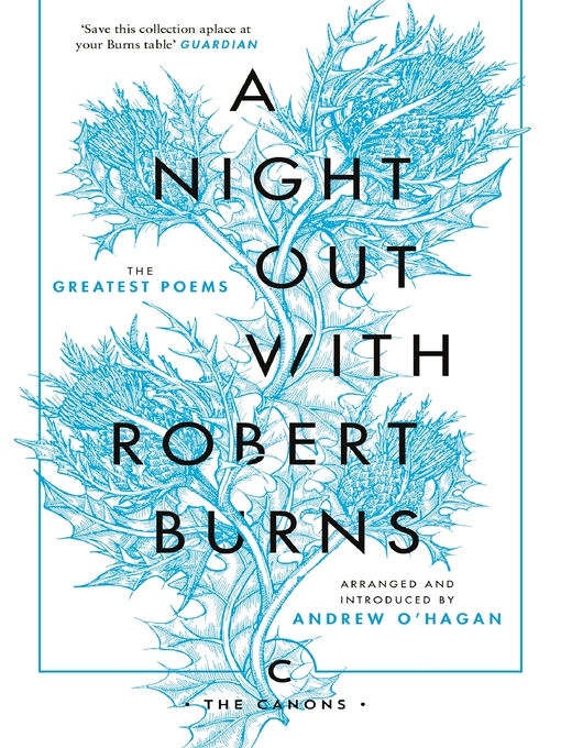 A Night Out with Burns (eBook): The Greatest Poems