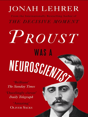 Proust Was a Neuroscientist (eBook)