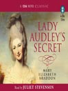 Lady Audley's Secret (MP3)