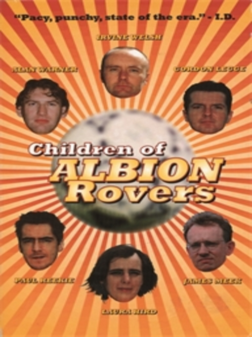 Children of Albion Rovers (eBook)