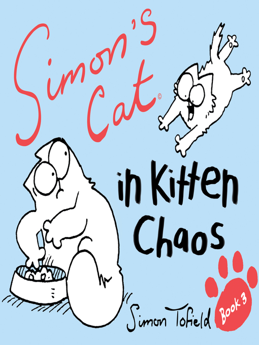 Simon's Cat in Kitten Chaos (eBook)