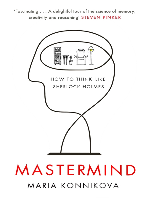 Mastermind (eBook): How to Think Like Sherlock Holmes