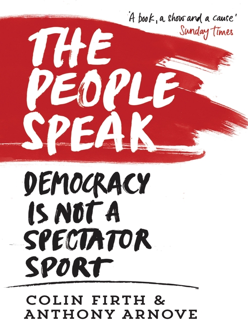 The People Speak (eBook)