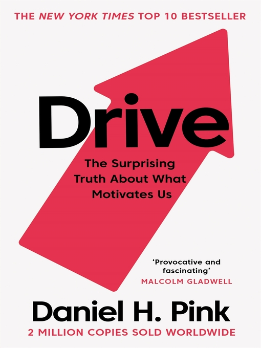 Drive (eBook): The Surprising Truth About What Motivates Us