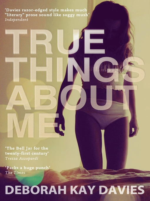 True Things About Me (eBook)