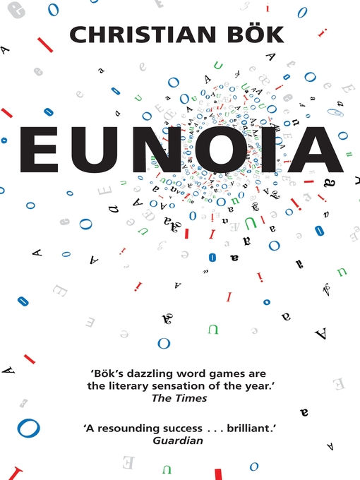 Eunoia (eBook)