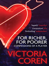 For Richer, For Poorer (eBook): A Love Affair with Poker