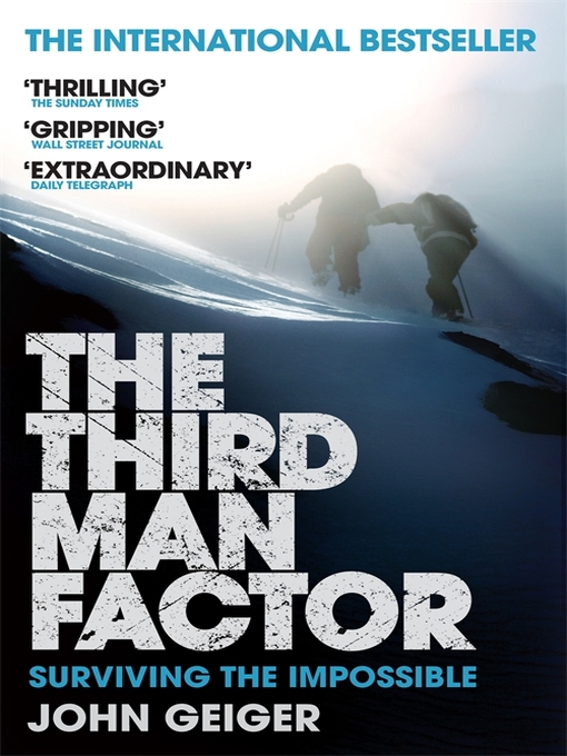 The Third Man Factor (eBook): Surviving the Impossible