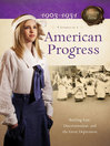 American Progress (eBook): Battling Fear, Discrimination, and the Great Depression