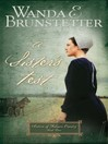 A Sister's Test (eBook): Sisters of Holmes County Series, Book 2