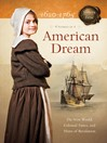 American Dream (eBook): The New World, Colonial Times, and Hints of Revolution