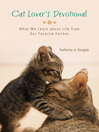 Cat Lover's Devotional (eBook): What We Learn about Life from Our Favorite Felines