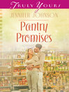 Pantry Promises (eBook)