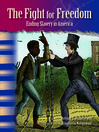 The Fight for Freedom (MP3): Ending Slavery in America