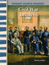 Civil War Leaders (MP3)