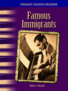 Famous Immigrants (MP3)