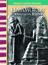 Hammurabi (MP3): Babylonian Ruler