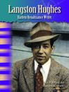 Langston Hughes (MP3): Harlem Renaissance Writer