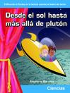 Desde el sol hasta mas alla de pluton (From the Sun to Beyond Pluto) (MP3)