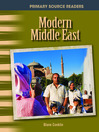Modern Middle East (MP3)