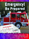 Emergency! Be Prepared (MP3)