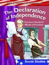 The Declaration of Independence (MP3)