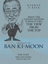 Giants of Asia (eBook): Conversation with Ban Ki-moon