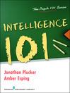 Intelligence 101 (eBook)
