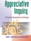 Appreciative Inquiry (MP3): A Positive Revolution in Change