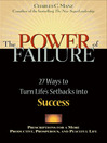 The Power of Failure (eBook): 27 Ways to Turn Life's Setbacks Into Success