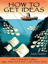 How to Get Ideas (eBook)