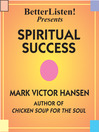 Spiritual Success (MP3): Looking at Your Life through the Eyes of God