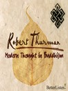 Modern Thought in Buddhism (MP3)