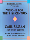 Visions for the 21st Century (MP3): Highlights of the 50th Anniversary of the United Nations