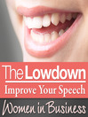 Improve Your Speech (MP3): Women in Business
