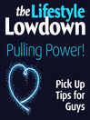 Pulling Power! Pick Up Tips for Guys (MP3)