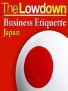 Business Etiquette Japan (eBook)
