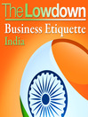 Business Etiquette - India (eBook)