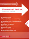 Divorce and the Law (eBook)
